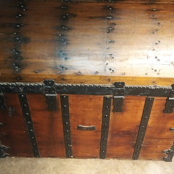 Dome Top Trunk? - Furniture