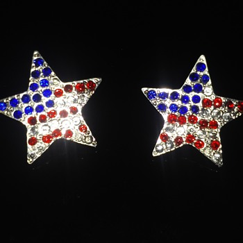 Patriotic Ears!! - Costume Jewelry