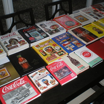 My Coca-Cola Library