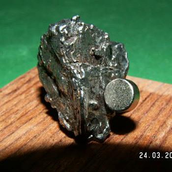 Mojave Desert Iron Meteorite
