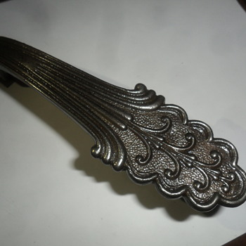 Decorative Cast Iron Deco Wardrobe Door Handle