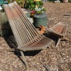 Mid-century Folding Teak Garden Furniture