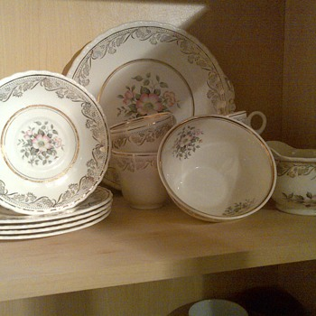 Grindleys of England Tea Set - China and Dinnerware