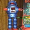 1950's Japanese Planet Robot !!