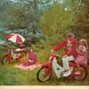 "1962 - Honda ""50"" Sales Brochure / Poster"
