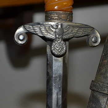 German Army Dagger - Military and Wartime