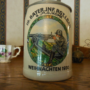 German Beer Steins - Breweriana