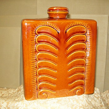 Frankoma Decanter #83 - Art Pottery