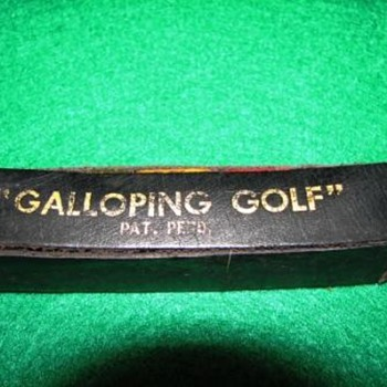 galloping golf