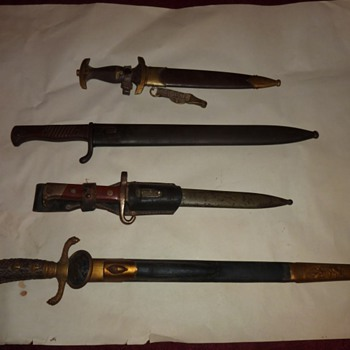German daggers - Military and Wartime