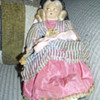 """Made in Italy, """"Rosy"""" Doll"""