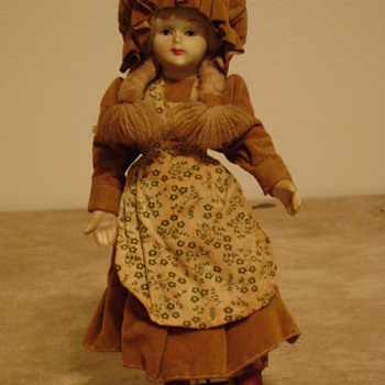 German Antique Doll?  - Dolls