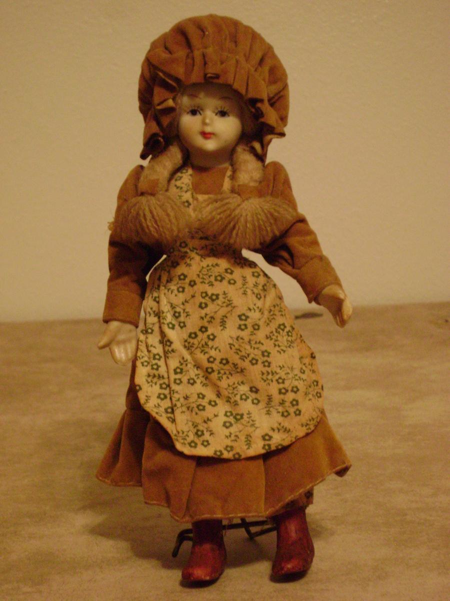 German Antique Doll Collectors Weekly