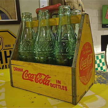 The 1941 Coca Cola Carrier