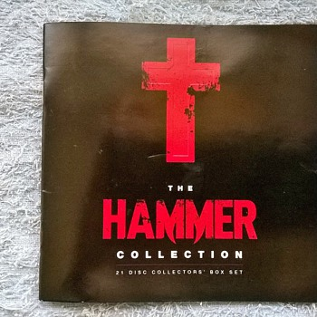 2006-the hammer horror film collection-21disc box set. - Movies