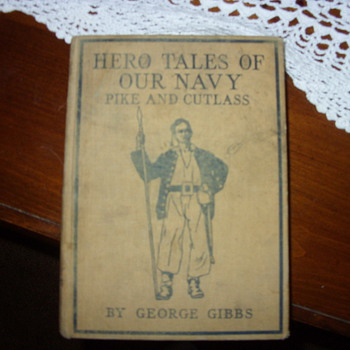 hero tales of our navy pike and cutlass - Books