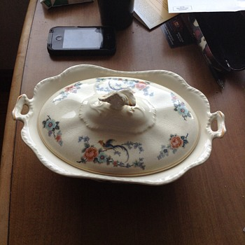 Need the Pattern name - China and Dinnerware