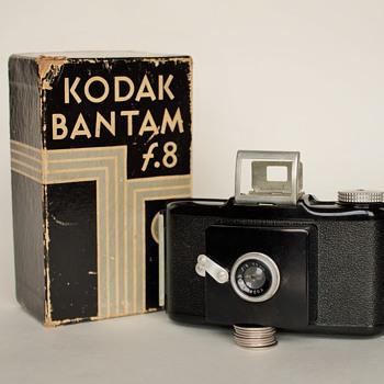 Kodak Bantam F.8