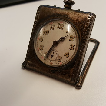 Graf-Zepplin Pocket Watch