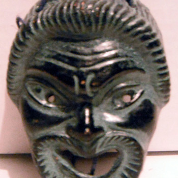 small Asian mask?