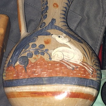 Mexico Pottery - Art Pottery