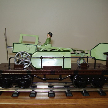 "MARKLIN ""O"" guage rolling stock from the 1930's"
