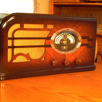 montgomery wards airline model 62-316 - Radios
