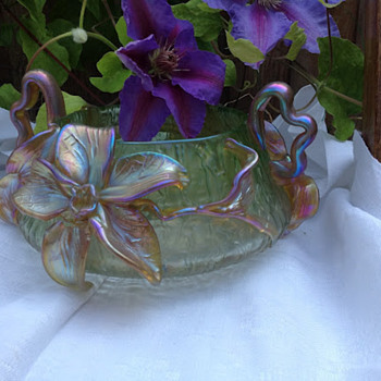 Loetz Clematis - Ausf 96 - Part 1 - Art Glass