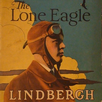The Lone Eagle 1929 The Blakely Printing Company Chicago - Books