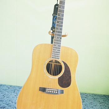 My 1976 Taylor Guitar