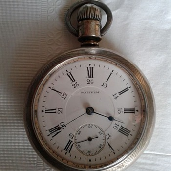 My great grand-father's watch. - Pocket Watches