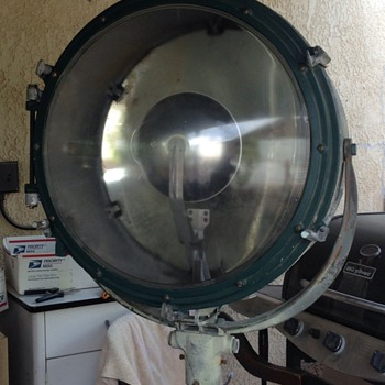 U.S. Army Air Service Search Light
