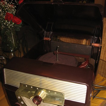1953 Zenith Cobra-Matic H664 - Records