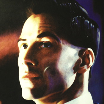Johnny Mnemonic(Keanu Reeve)(1995)Limited edition Print
