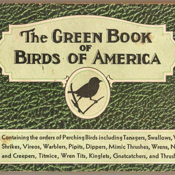 1931 - Birds of America Book - Books