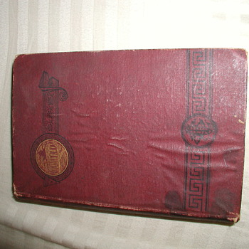 Is my 1886 version of Readings From Milton w/Intro by Bishop Henry White Warren a 1st Edition / 1st Printing? - Books