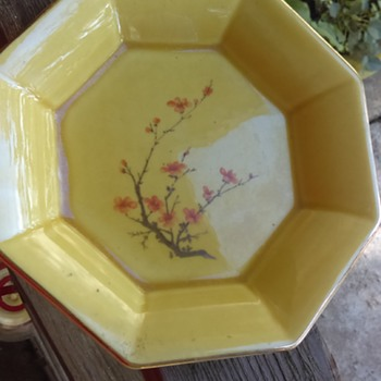 Vintage plate? - China and Dinnerware