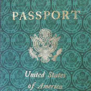 USA dependents passport with Libyan Visas