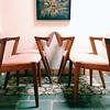 FOUND - 4 Kai Kristiansen No. 42 Chairs