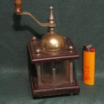 Real cool pepper grinder - Kitchen