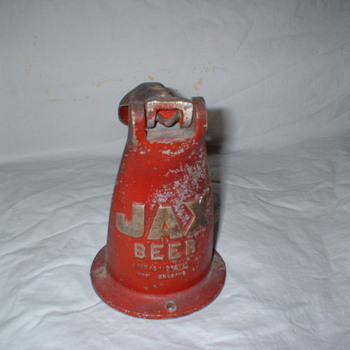 Jax Beer opener for older cans