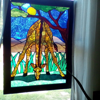 My favorite stained glass - Art Glass
