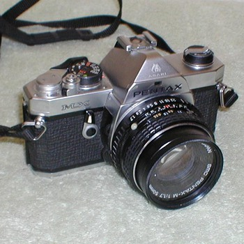 Pentax MX 35mm Camera