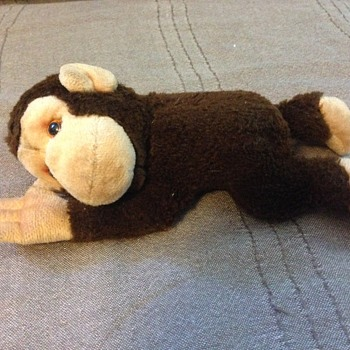 Unknow lying Monkey ( Maybe Hermann )