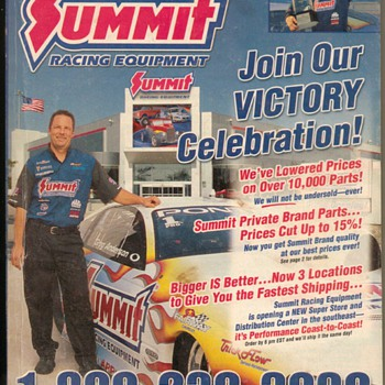 2006 Summit Racing Catalog - Paper