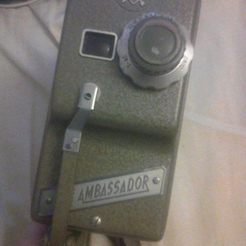 Any Ideas on what camera this is?