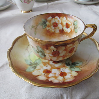 My favorite Limoges cup and saucer - China and Dinnerware