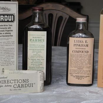Old Snake oil?