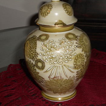 vase or urn - Art Pottery