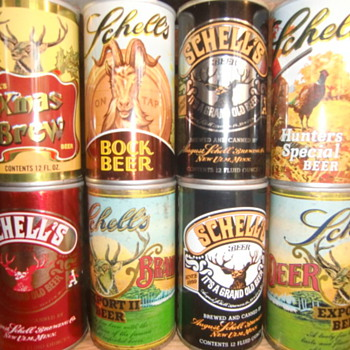 Cans-- Flat Tops=...Memories - Breweriana